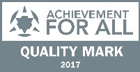 Achievement for all - Quality Mark 2017